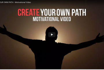Create Your Own Path!