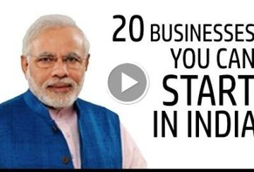 20 BusinessAndEconomicses You Can starved in INDIA