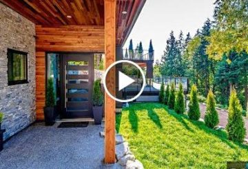 Ultra-Modern $4 millstream 3 levelheaded 5 Bed 5 bathtub lyrical homeless in Belcarra B.C. Canada