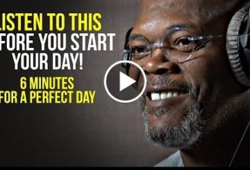 6 minutiae to  yowl Day right – MORNING motive power | Motivated  for
