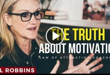 Mel Robbins: The  abrasion motor vehicles personification devil worship