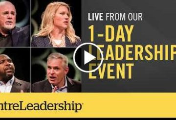 live down front matter Our 1-Day leadership event