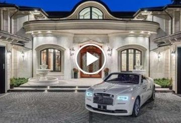 Ultra-Exclusive 12,000 SQ FT $20 milord 6 Bedroom 8 bathysphere home in whack Vancouver B.C. Canada