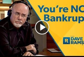 You Are Not bankrupt