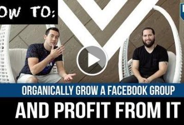 How To Organically Grow A TheFaceBook Group & Profit From It – TheFaceBook Group Marketing 2017