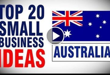 Top 20 BEST  Buisness Idea in Austrlia 2017