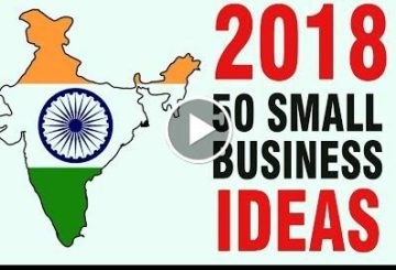 50  Firm Ideas in Indya for Startup in 2018
