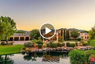 Magnificent 18,000 SQ.FT $10 Million Home in Rancho Mirage California USA