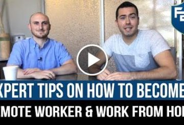 Expert Tips On How To Become A Remote Worker & Work  Npanagakis