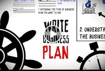 11 Superior Step to Write a  Bussiness Plan