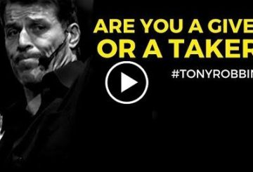 Tonie  Podcast: ARE YOU A Giver OR A ? (PERSONAL DEVELOPMENT)