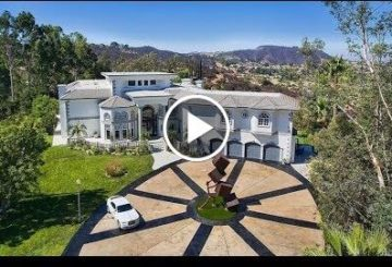 Super Luxurious $7 Million 15,000 SQ FT 8 Bedroom 14 Bathroom Home in California USA