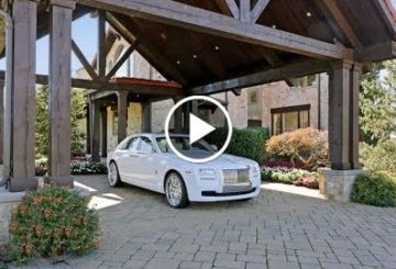 Ultimate $10 Million 6,000 S.Q F.T 4 Bed 4 Bath Home With a 30,000 SQ FT Garage in New Jersey USA