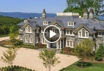 Magnificent $13 Million 18,000 SQ. FT. 9 Bed 14 Bath Home on 2.90 Acres in New York USA