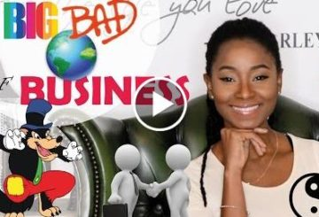THE STORY OF A SMALL GIRL IN THE BIG BAD BUSINESS WORLD | DEMI O.