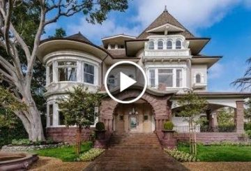 Luxurious $9 Million 8 Bedroom 10 Bathroom Home in Los Angeles USA