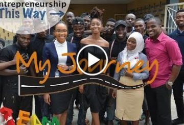 MY JOURNEY | ENTREPRENEURSHIP | LAGOS EDITION | DEMI O.