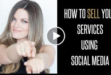 How to Sell Youuns Services Using  Media