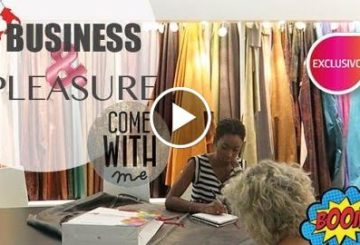 MIXING BUSINESS & PLEASURE IN THE LAND OF LEISURE | DEMI O.