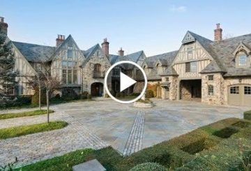 Georges $22 Million 13,000 SQ FT 7 Bed 13 Bath Home on 3 Acres in New York USA
