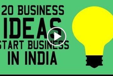 20 Business Ideas to Start Business in India
