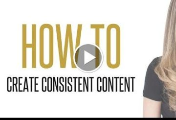 How to CREATE Consistent Contents