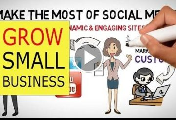 HOW TO GROW YOUR SMALL BUSINESS FASTER IN 2017 | Animating