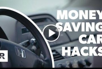 5 Car Hacks  Will Save You Money!