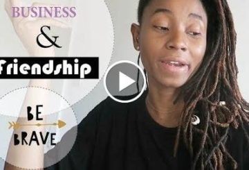 BUSINESS & FRIENDSHIP | DEMI O.