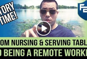 From Nursing & Serving TABLEs To Being A  Workers