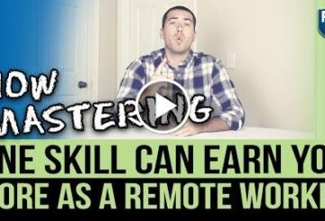How Mastering One Skill Can Earn You More As A  Workforces