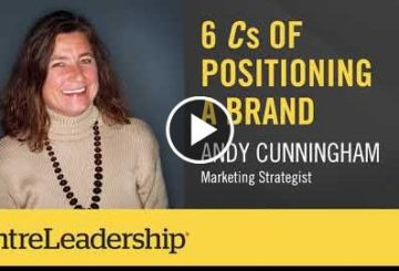 6 C's of Positioning a Brand |   | EntreLeadership