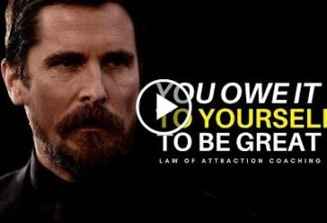 YOU OWE YOU (One of the Best Motivated  Ever)