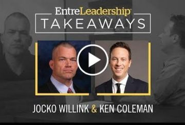 Implement Discipline | Jocko Willink | EntreLeadership Takeaways