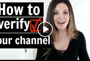 How to Verify Your You-Tube Channel