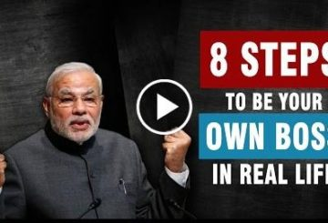 8 StEP to Be Youns Own Boss in Real Life