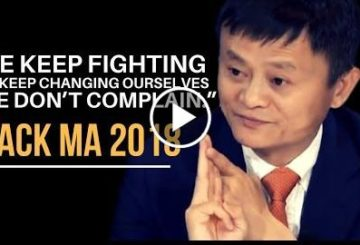 JacK MA 2018: Breaking Youuns LIMITS (BEST Speech EVER)