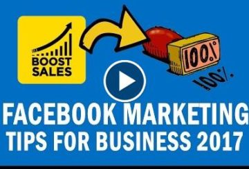 20 Facbooking Marketed  for Firm 2017 – 100%  Sales