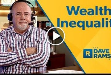 Wealth Will Never Be Equal – #WealthInequality