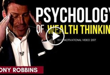 Tonie : Psychogenesis of Wealth Thoughtful (Tonie  Motivation)