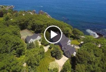 Generous $11 Million 15,500 S.Q F.T 8 Bed 8 Bath Home on 6 Acres in Maine USA