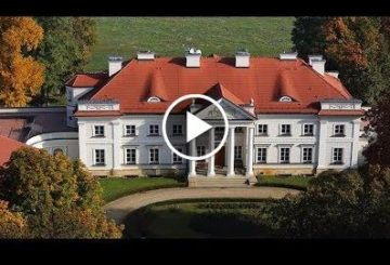 Luxury $58 Million 34,000 SQ FT Home WITH Private Airstrip & Helipad & on 700 Acres in Poland