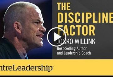 The Discipline Advantage | Jocko Willink | EntreLeadership