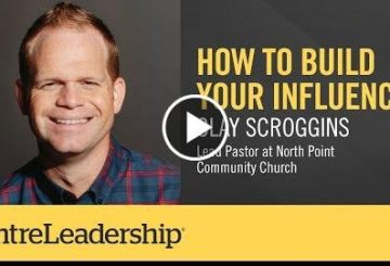 How To Build Your Influence | s Scroggins | EntreLeadership
