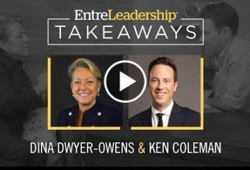 Keeping Core Values Front and Center | Dina Dwyer Owens