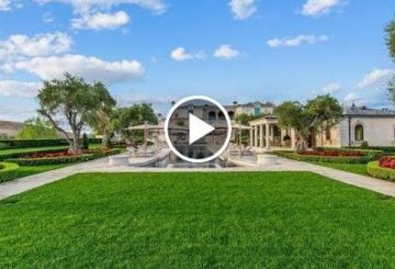 World-Class $85 Million 50,000 SQ FT 12 Bed 33 Bath Home on 33 Acres in California USA