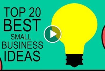 Top 20 BEST  Bussiness Idea for Beginners in 2017