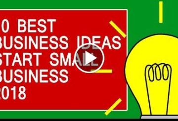 10 Best Business Ideas to Start Small Business in 2018