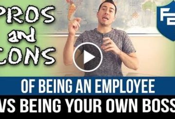 Pros & Cons Of Being An Employee Vs Being Youuns Own