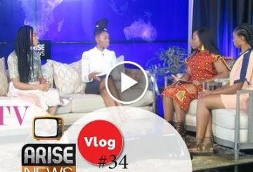 MY DAY | ARISE NEWS | VLOG #34 | DEMI O.